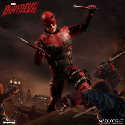 Mezco One:12 Collective Daredevil (Netflix) Action Figure